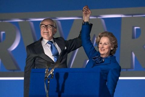 The Iron Lady, 2011