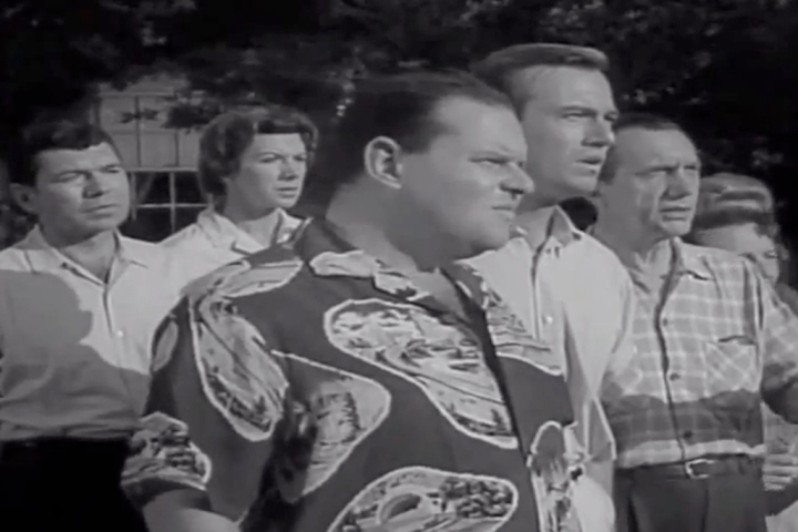 The Monsters Are Due On Maple Street 1960 Top 10 Twilight Zone Episodes Time Com