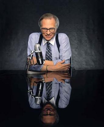 Remembering Larry King Radio Titan Time Com