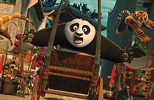 Kung Fu Panda 2, directed by Jennifer Yuh