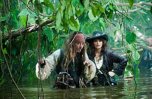 Pirates of the Caribbean, directed by Rob Marshall