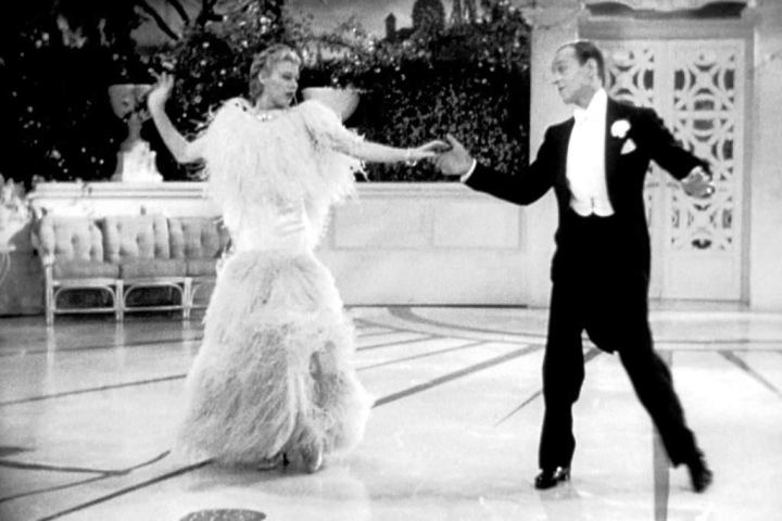 Fred And Ginger In Top Hat Top 10 Movie Dance Scenes Time Com