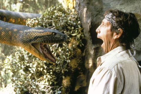 Killer Animal Movies-Anaconda