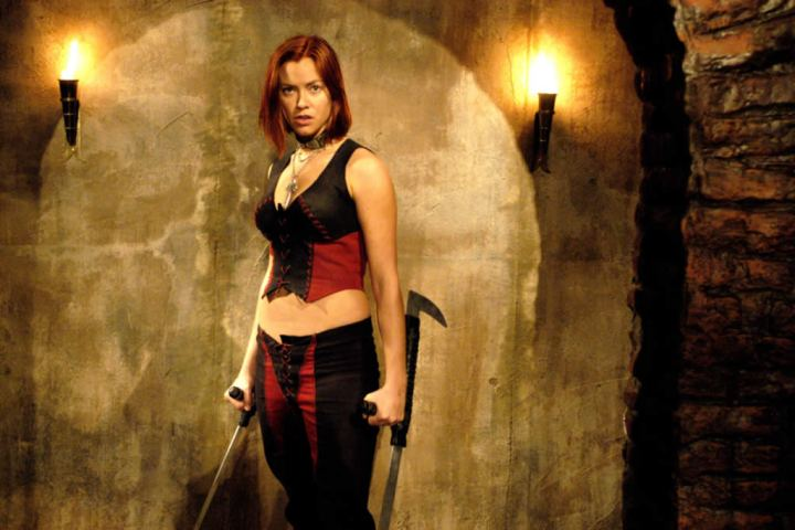 Bloodrayne Top 10 Worst Video Game Movies Time Com