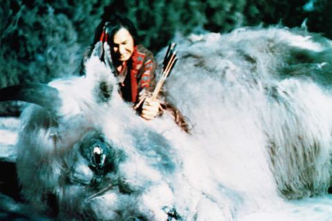 Killer Animal Movies-The White Buffalo