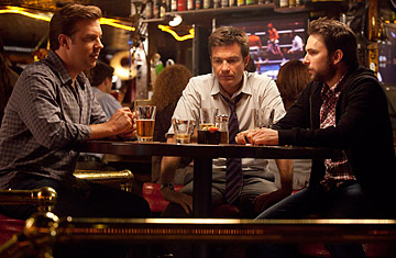 Jason Sudeikis,Jason Bateman and Charlie Day in Horrible Bosses