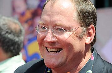 Cars 2 director John Lasseter