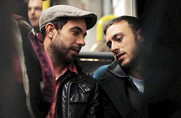 Tom Cullen and Chris New