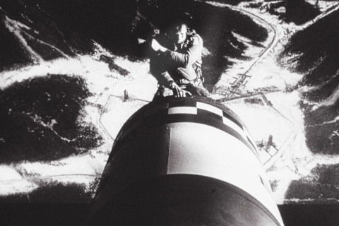 Dr. Strangelove or: How I Learned to Stop Worrying and Love the Bomb, 1964
