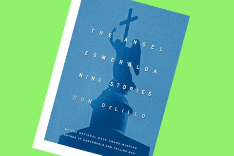 Don Delillo The Angel Esmerelda