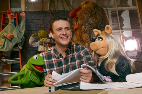 Joel Stein Visits the Set of The Muppets