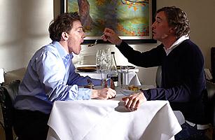 Rob Brydon and Steve Coogan