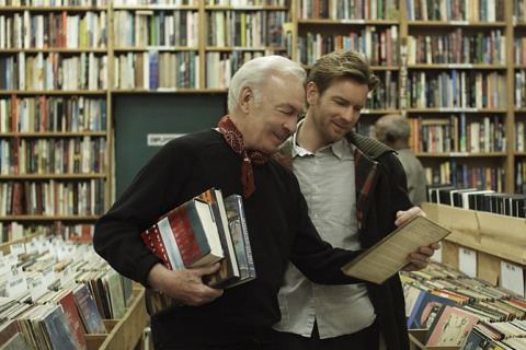 Christopher Plummer and Ewan McGregor