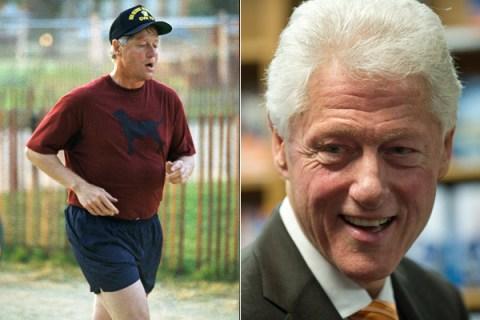 Bill Clinton Vegan Diet