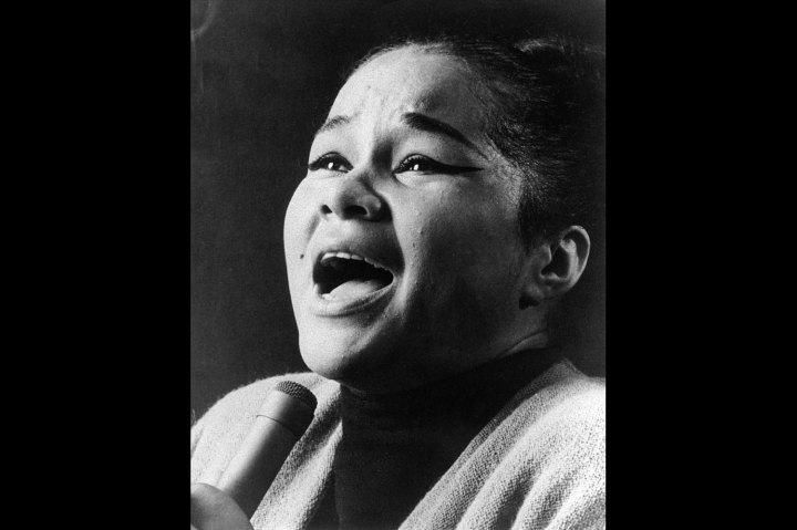 Etta James, 1960