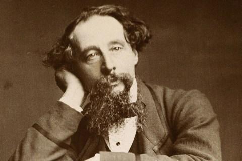 Charles Dickens Horizontal