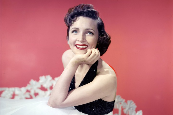 Betty White-Date With Angels