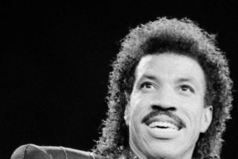 Lionel Richie May 1987