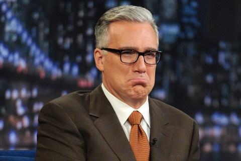 Olbermann on Fallon