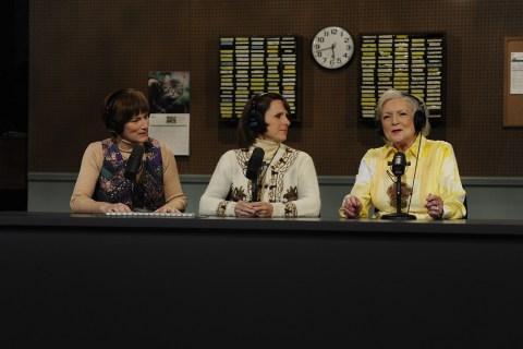 Betty White on Saturday Night Live
