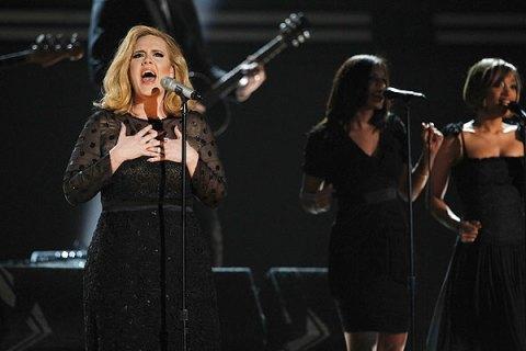 Adele, Grammys 2012