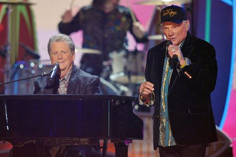 The Beach Boys, Grammys 2012