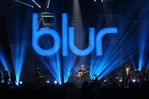 Brit Awards Blur