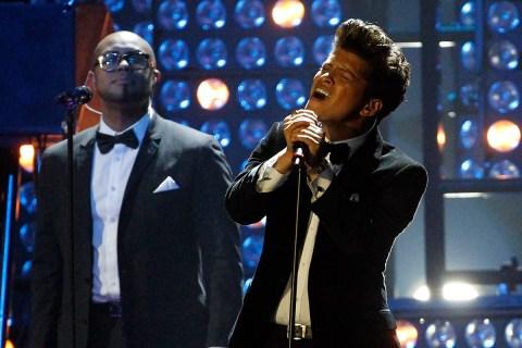 Brit Awards Bruno Mars