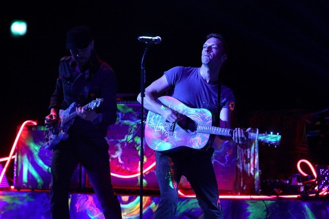 Brit Awards Coldplay