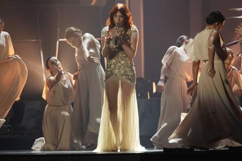 Brit Awards Florence + The Machine