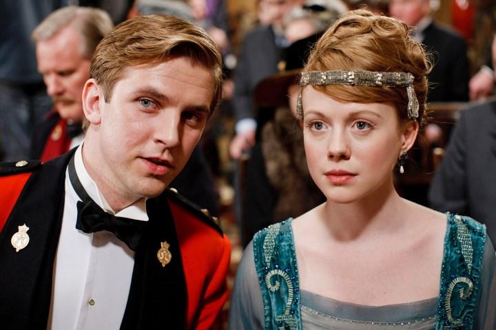 Matthew and Lavinia