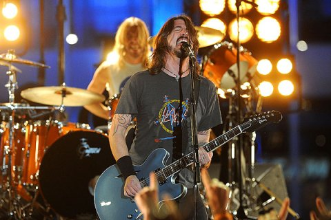 Foo Fighters, Grammys 2012