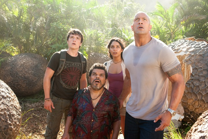 Movie Review—Journey 2: The Mysterious Island—The Rock's Latest Family Role  | TIME.com