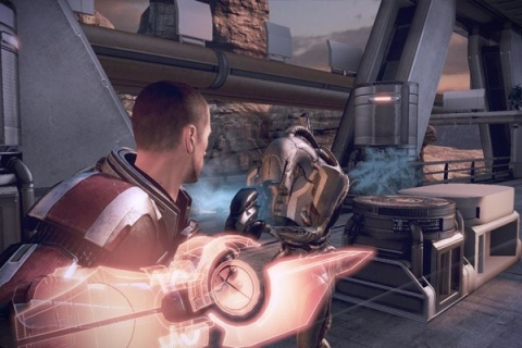 Mass Effect 3 Demo—Tiny Tout
