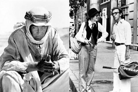 Oscar Bracket 11-Lawrence of Arabia:Annie Hall