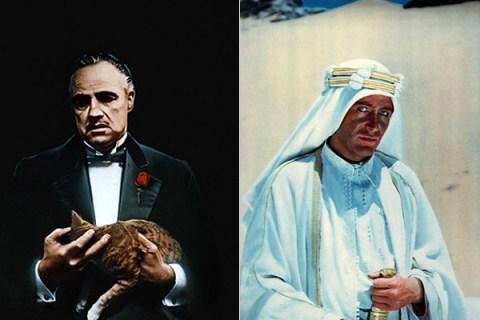 Oscar Bracket 14-Godfather/Lawrence of Arabia