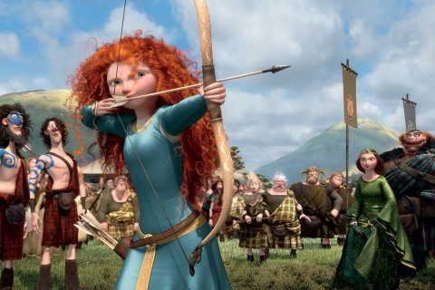 Behind the Scenes of Pixar's Brave—8