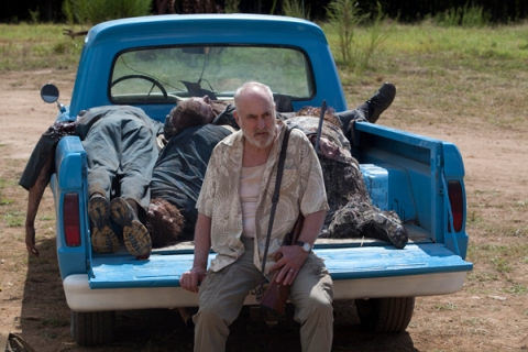 "Dale in The Walking Dead, ""Nebraska"""