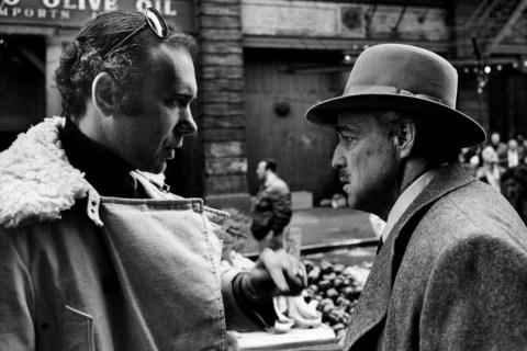 The Godfather Producer Al Ruddy and Marlon Brando