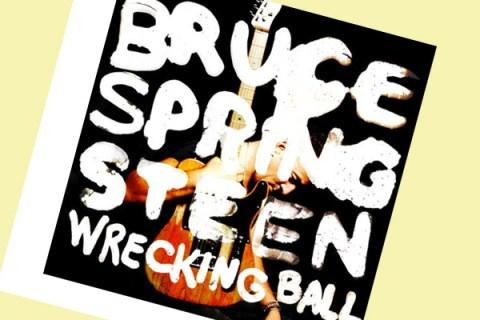 Bruce Sprinsteen Wrecking Ball