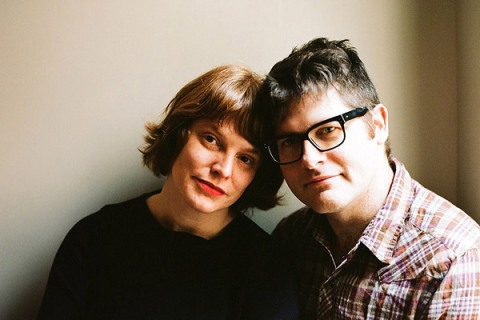Colin Meloy and Wife