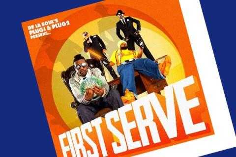 De La Soul First Serve