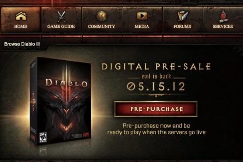 Diablo 3 Tout