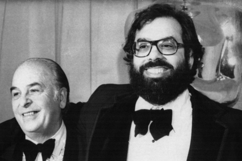 Carmine and Francis Ford Coppola