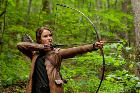 Hunger Games Movie Review