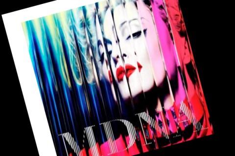 Madonna MDNA Album Review