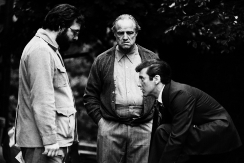 The Godfather's Succession Scene