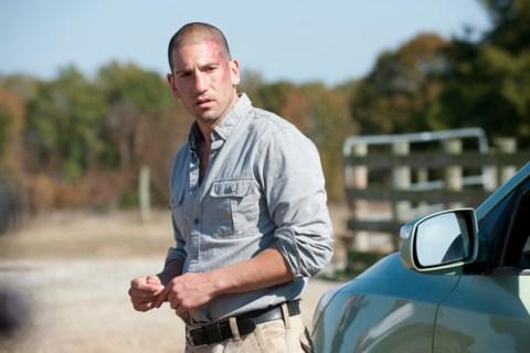 Shane Walsh (Jon Bernthal) - The Walking Dead - Season 2, Episode 12
