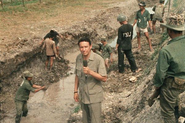 Mike Wallace Vietnam War