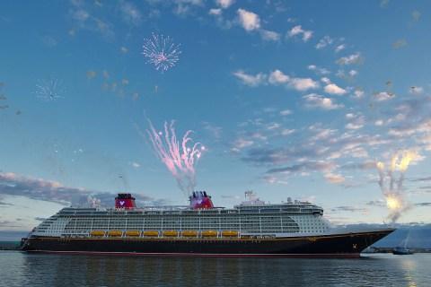 Disney Cruise Fantasy